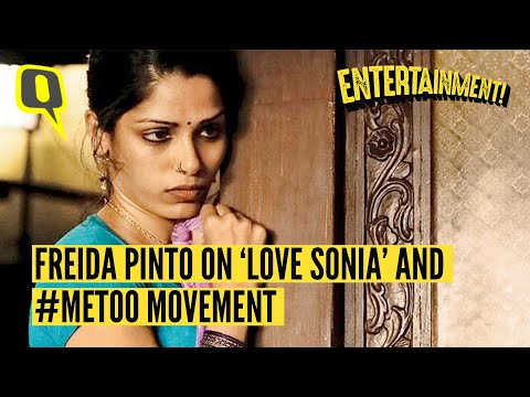 Love Sonia Star Freida Pinto Gets Candid About the Metoo Movement  The Quint