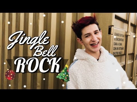 JINGLE BELL ROCK (GLEE VERSION) Cover By EDSON GONZÁLEZ - NO RULES