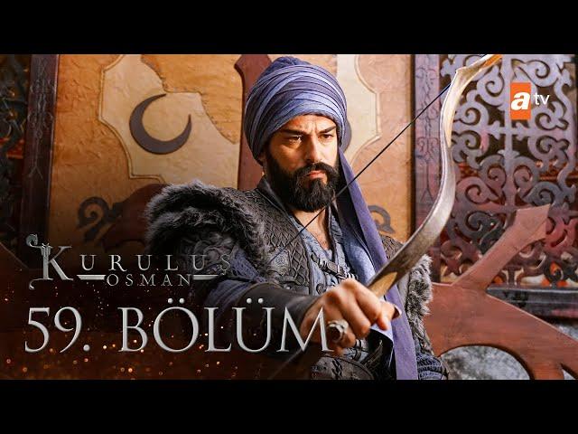 Kuruluş Osman 59. Bölüm
