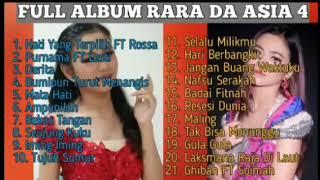 Full Album Rara Da Asia 4