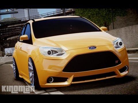 Ford Focus ST Mk.III 2013
