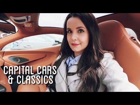 [Capital Cars & Classics Amsterdam 2017] - Driving a McLaren 570S