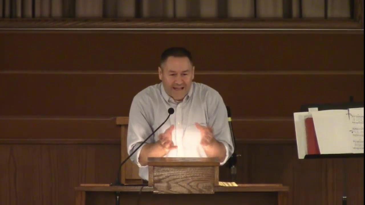 The Church's Influence On The World (Matthew 5:13) Sunday morning June 28, 2020