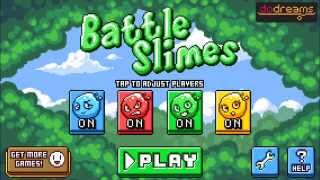 Battle Slimes - New Features Trailer