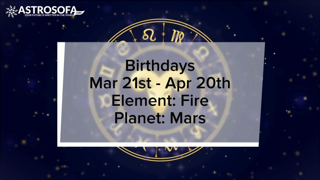 Yearly Horoscope Aries 2019 Astrosofa Com