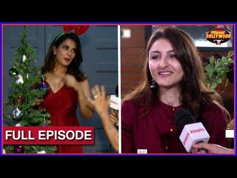 'Fukrey Returns' Stars Richa & Varun Celebrate Christmas   Soha's Gifts For Kunal & Saif