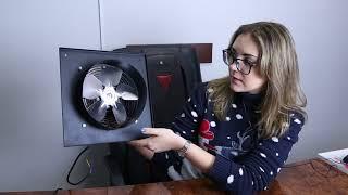 Осевой Вентилятор Sigma ВНО 250
