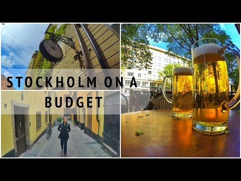 24 HOURS IN STOCKHOLM ON A BUDGET