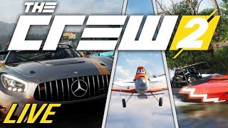 The Crew 2 | Catching Up With You - Chillstream