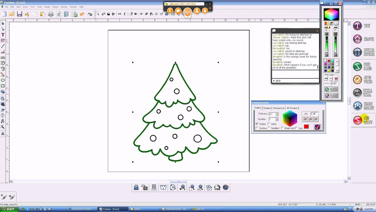 Convert Any Digital Coloring Book Page To A Paper Piecing