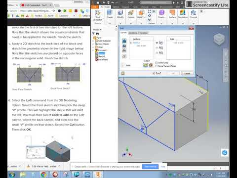 PLTW IED 5.5b Loft Tool (and bonus features)