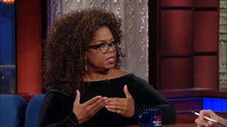 Oprah And Stephen Play Favorite Bible Verses