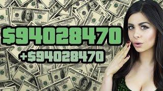 GTA 5 Легальный чит (Баг) на деньги   Сheat for money