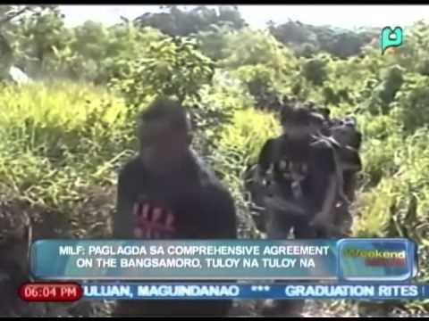 MILF: paglagda sa comprehensive agreement on the Bangsamoro, tuloy na tuloy na [03 15 14]