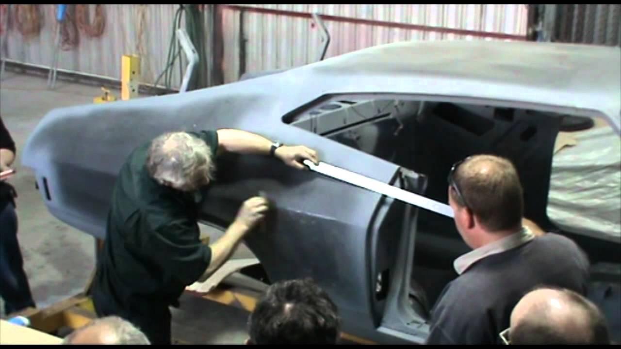 Adelaide Hills Panelworks Presents Peter Tommasini Panel