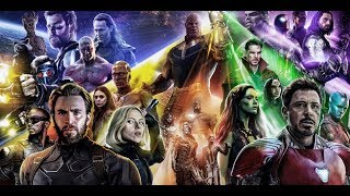 Upcoming  Superhero Movies (Marvel,Dc,Valiant,Image) in 2017,2018,2019 -- 2025 (Part 1)