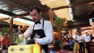 Steak Tartare in Style of Nusr-Et Steakhouse Istanbul
