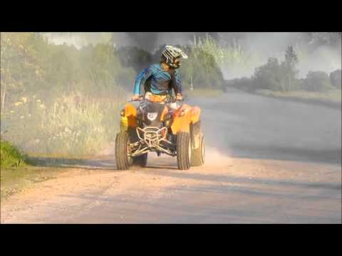 ADLY ATV 320S - 2