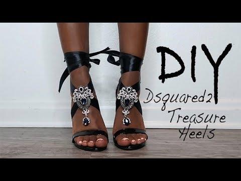 Ribbon Sandals Treasure DiyDsquared2 Sandals Sandals Ribbon Treasure Ribbon Treasure Treasure Ribbon DiyDsquared2 DiyDsquared2 DiyDsquared2 JcTF1lK3