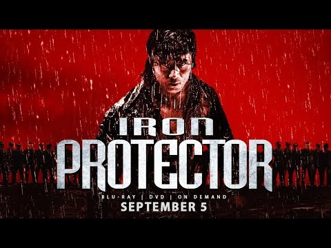 IRON PROTECTOR: Official Teaser Trailer (Yue Song, Martial Arts Action Thriller)