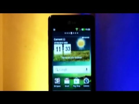 LG has introduced LG Optimus 3D Max