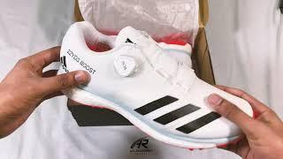 At A Glance Ep. 35: The 2020 Adidas Adizero SL22 Boost Cricket Shoes