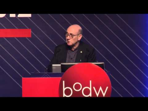 [BODW 2012 | Day 2 Plenary Session] Sarah Kenderdine & Jeffrey Shaw