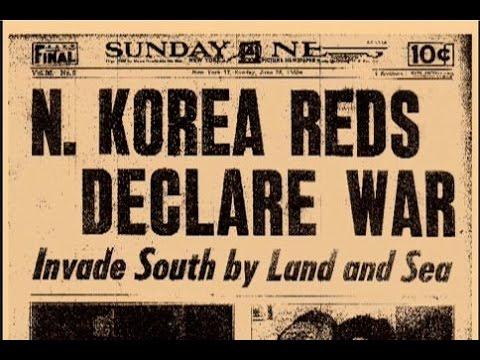 Korean war - कोरिया युद्ध - World History for IAS - विश्व इतिहास जानिये - North Korea VS South Korea