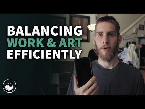 How Balance Work And Art