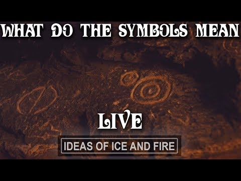 What do the Cave Symbols Mean? LIVE w/ Lucifer Means Lighbringer