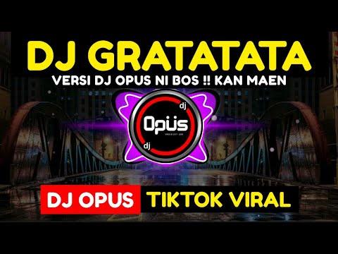 DJ GRATATATA TIK TOK VIRAL 2021 | DJ RATATATA REMIX indir