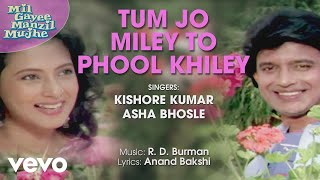 R.D. Burman - Tum Jo Miley To Phool Khiley Best Song|Mil Gayee Manzil Mujhe|Kishore Kumar