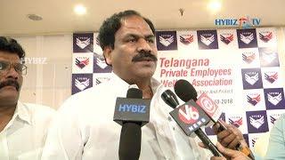 Telangana Private Employees Welfare Association | Madhusudan Kirtilal