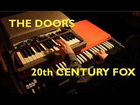 Twentieth Century Fox, The Doors, Vox organ and bass tutorial