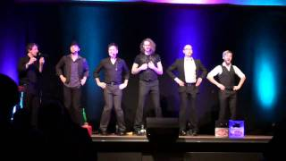 A Cappella - Brotherhood of Man - Save your kisses for me - Six Pack Bayreuth