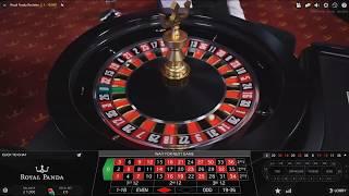 £200 Vs Live Dealer Casino Roulette 8th August