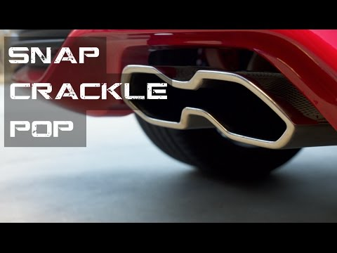 Can we make a pops and crackles map happen?   2016+ Honda