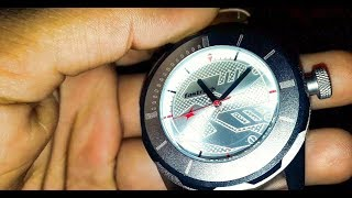 fastrack White Dial Men's Watch - 3099SL01 unboxing (amazon. in)