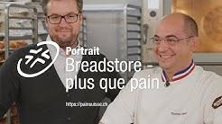 """La boulangerie Bread Store I """"Remettre le pain au centre de la table"""""""