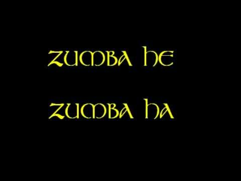 zumba he zumba ha lyrics