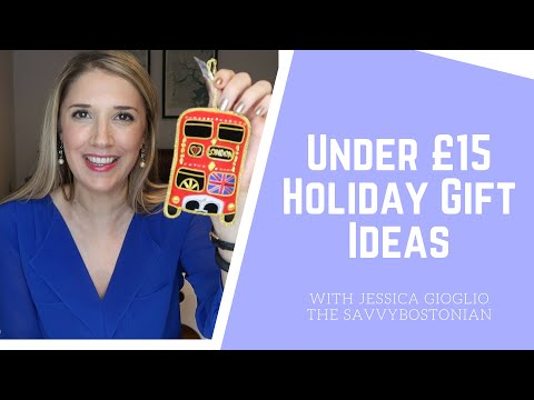 Under £15 Holiday Gift Ideas From John Lewis, Primark, Oliver Bonas, Boots Mini Club, Flying Tiger