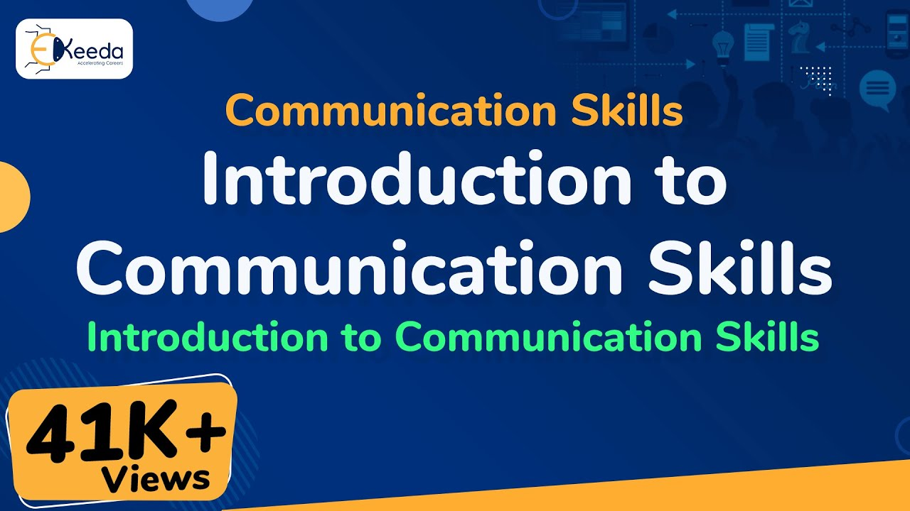 definition of communication - introduction to communication skills
