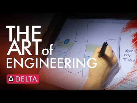 The Art of Engineering:  Industrial Design at Delta Faucet