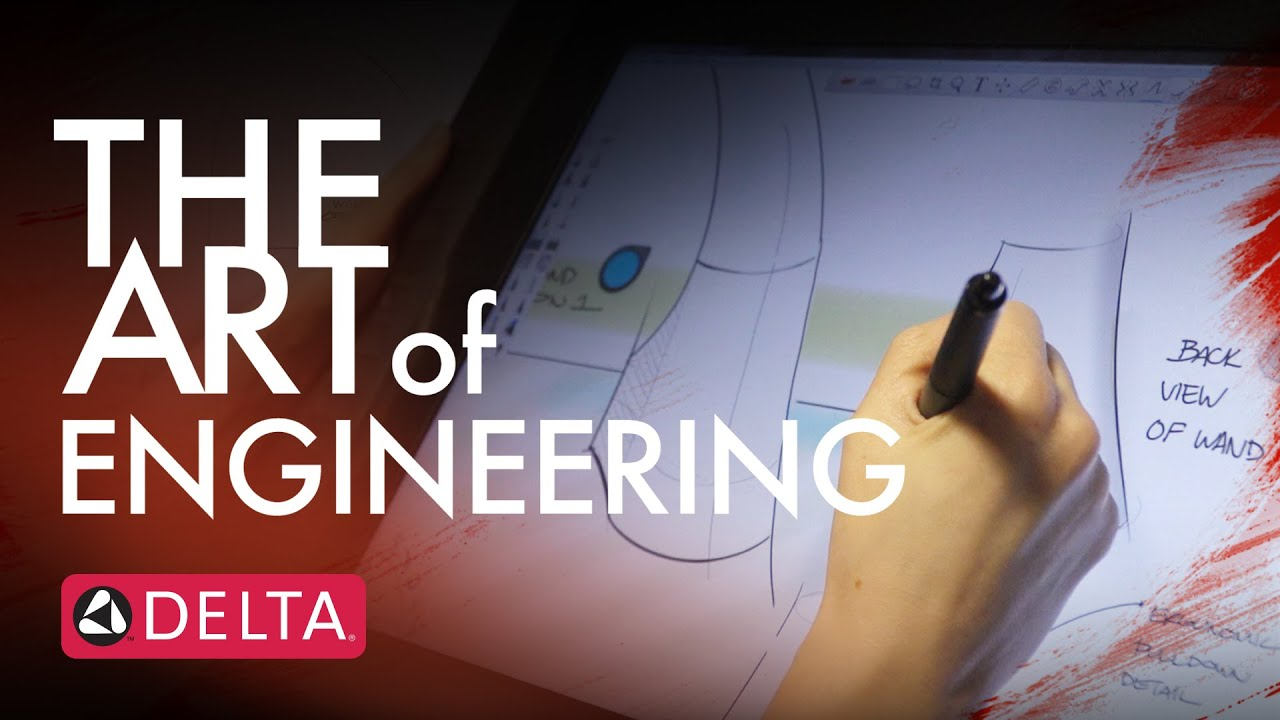 The Art Of Engineering Industrial Design At Delta Faucet Youtube