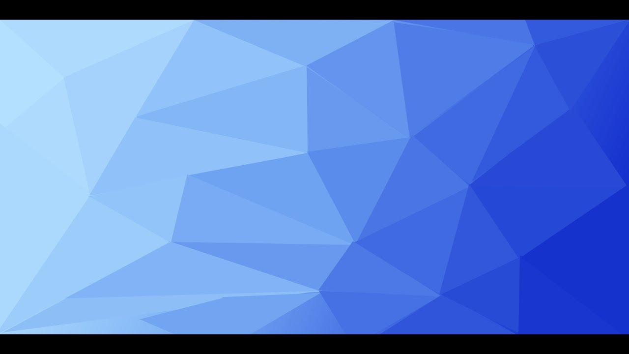 How To Make Abstract triangular Background in Adobe Photoshop | Geometric