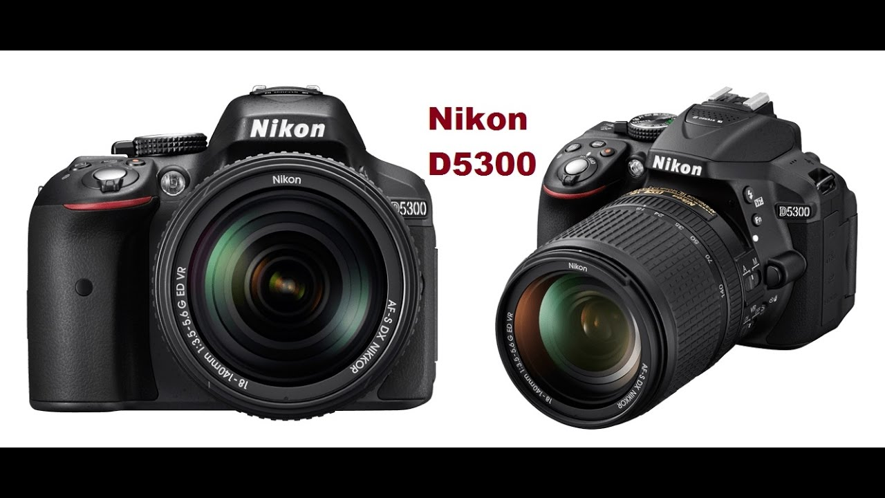 Camera My First Dslr Camera nikon d5300 my first dslr camera unboxing video youtube video