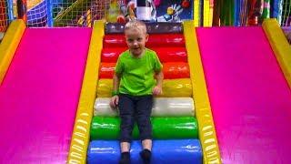 Nursery Rhymes Song For Kids Outdoor Playground | Marik Kids Play