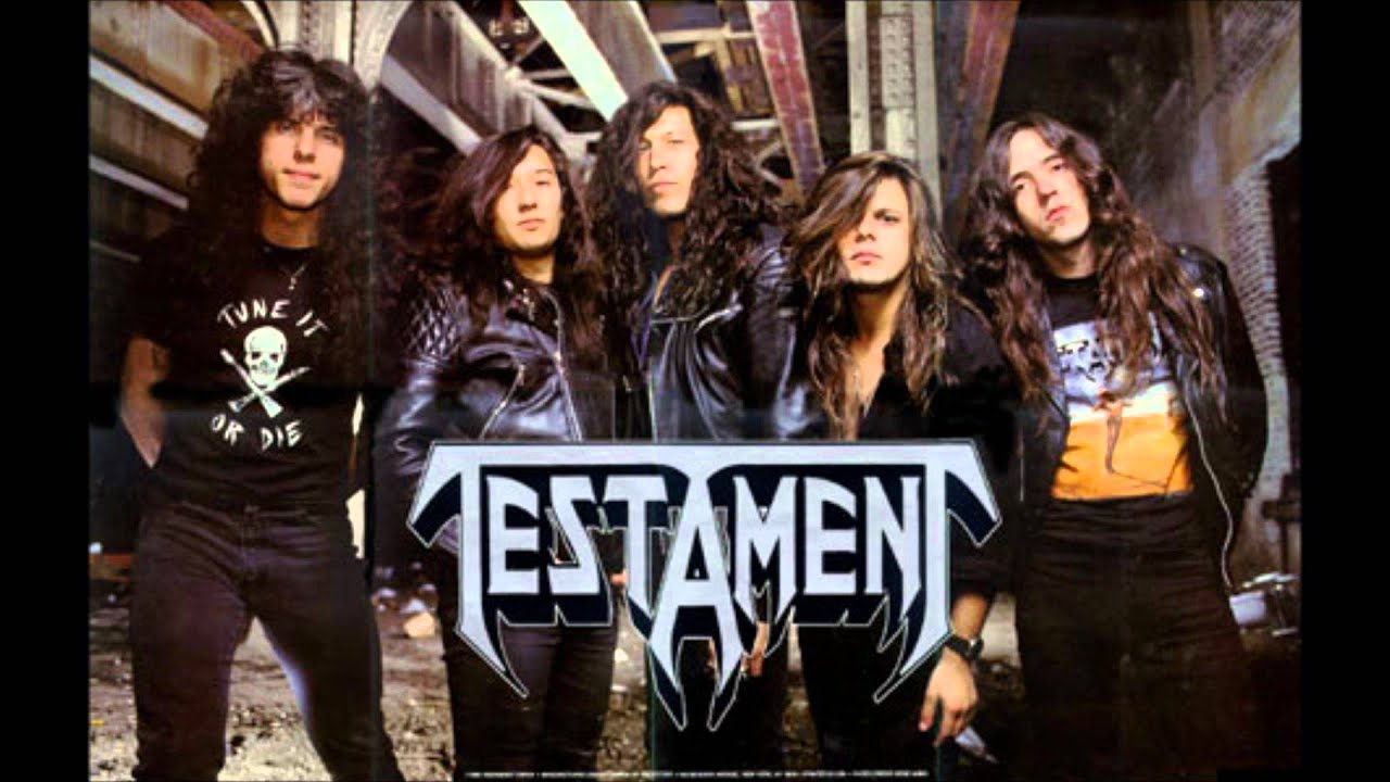 Testament - For...