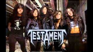 Testament - For The Glory Of... More Than Meet The Eyes