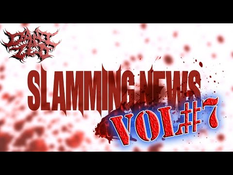 Slamming News Vol.7 - New Label Announcement RTM Productions - New CDs - Less Videos - Dani Zed